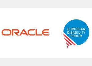 Λογότυπα των EDF και Oracle