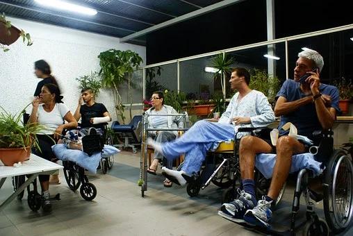 Ομάδα ανθρώπων με αναπηρία