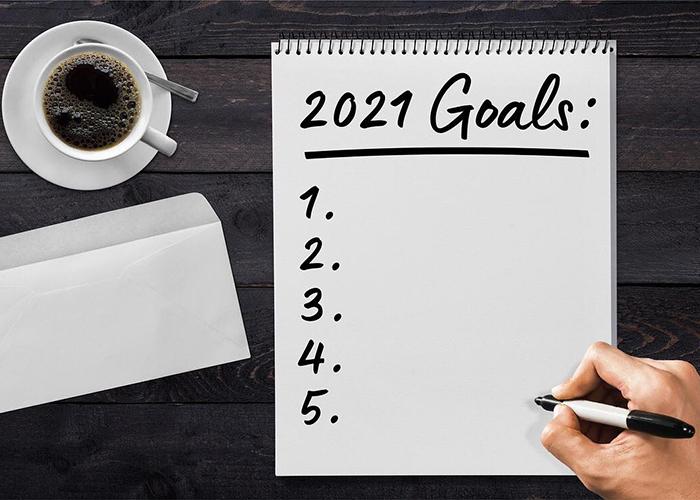 Καταγραφή στόχων σε χαρτί